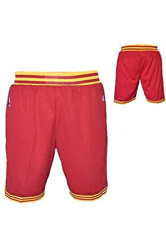 Pantaloncini NBA Swingman - Cleveland Cavaliers - Rossi - Taglia XL
