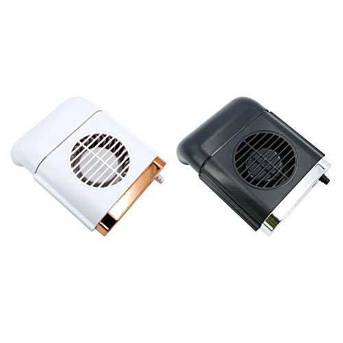 YDLYA Ventilador del Asiento Trasero del automóvil Ventilador de Aire de enfriamiento Ventilador de bajo Ruido del Asiento del automóvil