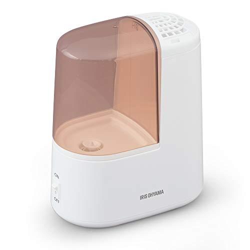 アイリスオーヤマ 加湿器 加熱式加湿器 ピンク SHM-120R1-P