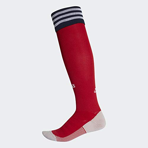 adidas 18/19 FC Bayern Home Socken, FCB True red/White/Collegiate Navy, 40-42