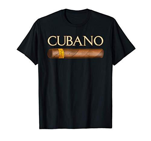 Cubano Cuban Cigar Tee Gift for Men cigar t-shirt T-Shirt