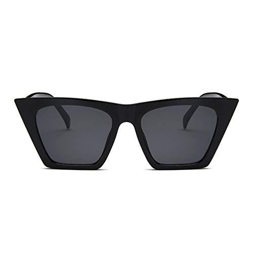 GAOYOO Gafas De Sol Fashion SquareWomen Designer Luxury Hombre/Mujer Cat Eye Gafas De Sol Classic Vintage Uv400 Outdoor
