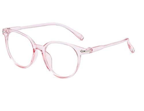 Óculos BlackHat Glasses Anti Luz Azul (Rosa Claro)