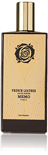 Memo French Leather Unisex, Eau de Parfum, Vaporisateur/Spray, 1er Pack (1 x 75 ml)