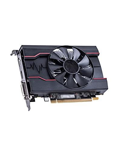 GUOQING Refrigerador líquido Fit For Sapphire RX550 4GB Tarjetas gráficas GPU Original AMD R