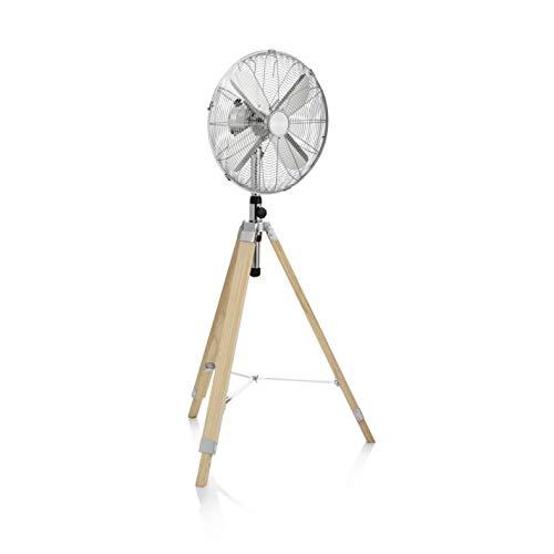 Tristar Standventilator - Höhenverstellbar, Oszillierend, 85 Grad Schwenkbereich