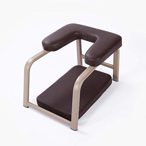 N/Z Living Equipment Hantelbank Verstellbarer Yoga Invertierter Stuhl Yoga Aids Workout Chair Multifunktionale Sport-Trainingsbank Fitnessgeräte für perfekten Körper