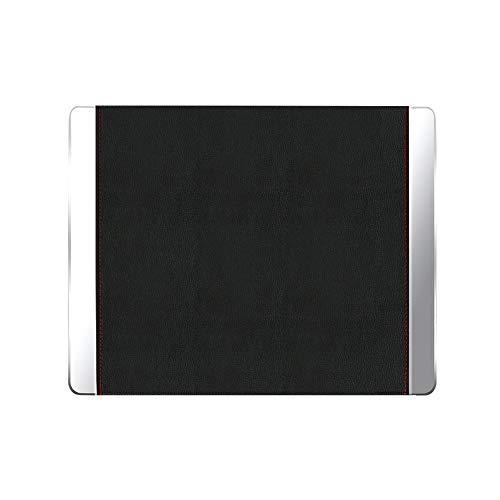 SKRCOOL Premium Aluminium Muismat Voedsel, Gaming-muismat, Laptop muismat, Glad oppervlak Muis Draadloos Bedraad Muis Muizen