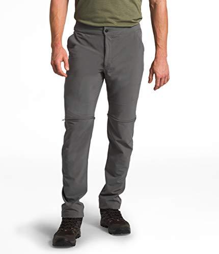 The North Face Men's Paramount Active Convertible Pant, Asphalt Grey, 36-REG
