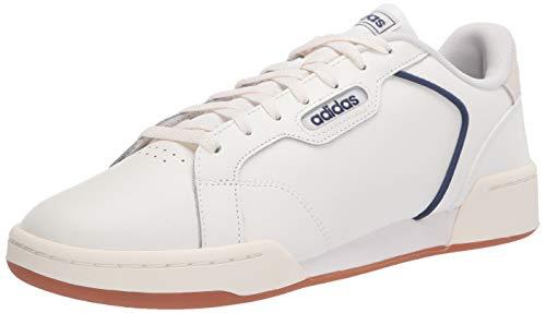 adidas Men's Roguera Cross Trainer, Cloud White/Cloud White/Tech Indigo, 8.5 M US