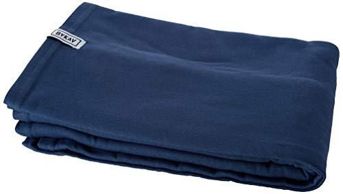 MEDELA Stretchy Wrap Deluxe, ByKay, Ceinture de Transport Extensible de Luxe, Porte-bébé élastique et Enveloppant, Prend en Charge Jusqu39à 10 kg, Taille M, Couleur Bleu Mixte, Blue Jeans, M