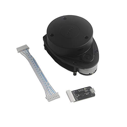 RPLiDAR A1M8 360-Grad-Laserscanner-Kit 12M-Serie für Roboterdrohnen