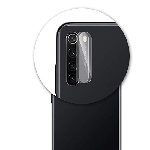 MXKOCO- Protector de cámara para Xiaomi Redmi Note 8, HD