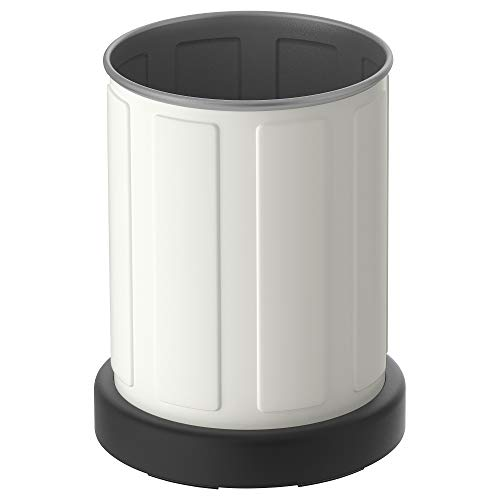 IKEA.. 103.447.71 - Portaspazzolino Toftan, Colore: Bianco