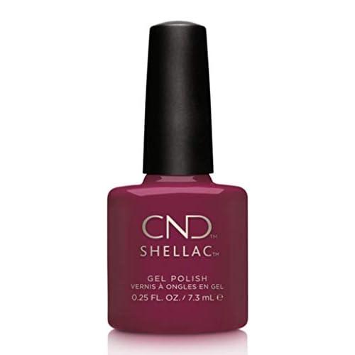 Smalto gel per unghie CND Shellac 15ml - Decadence - Nuovo formato salone