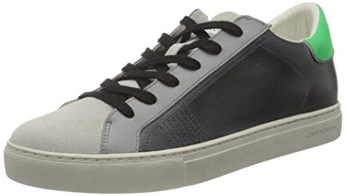 scarpe da ginnastica uomo nere Crime London Beat