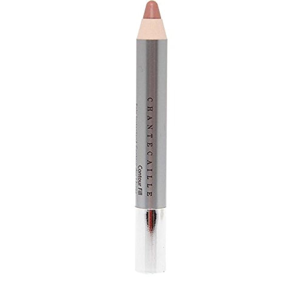 迷信に応じて半導体シャンテカイユリップ輪郭フィル鉛筆 x2 - Chantecaille Lip Contour Fill Pencil (Pack of 2) [並行輸入品]