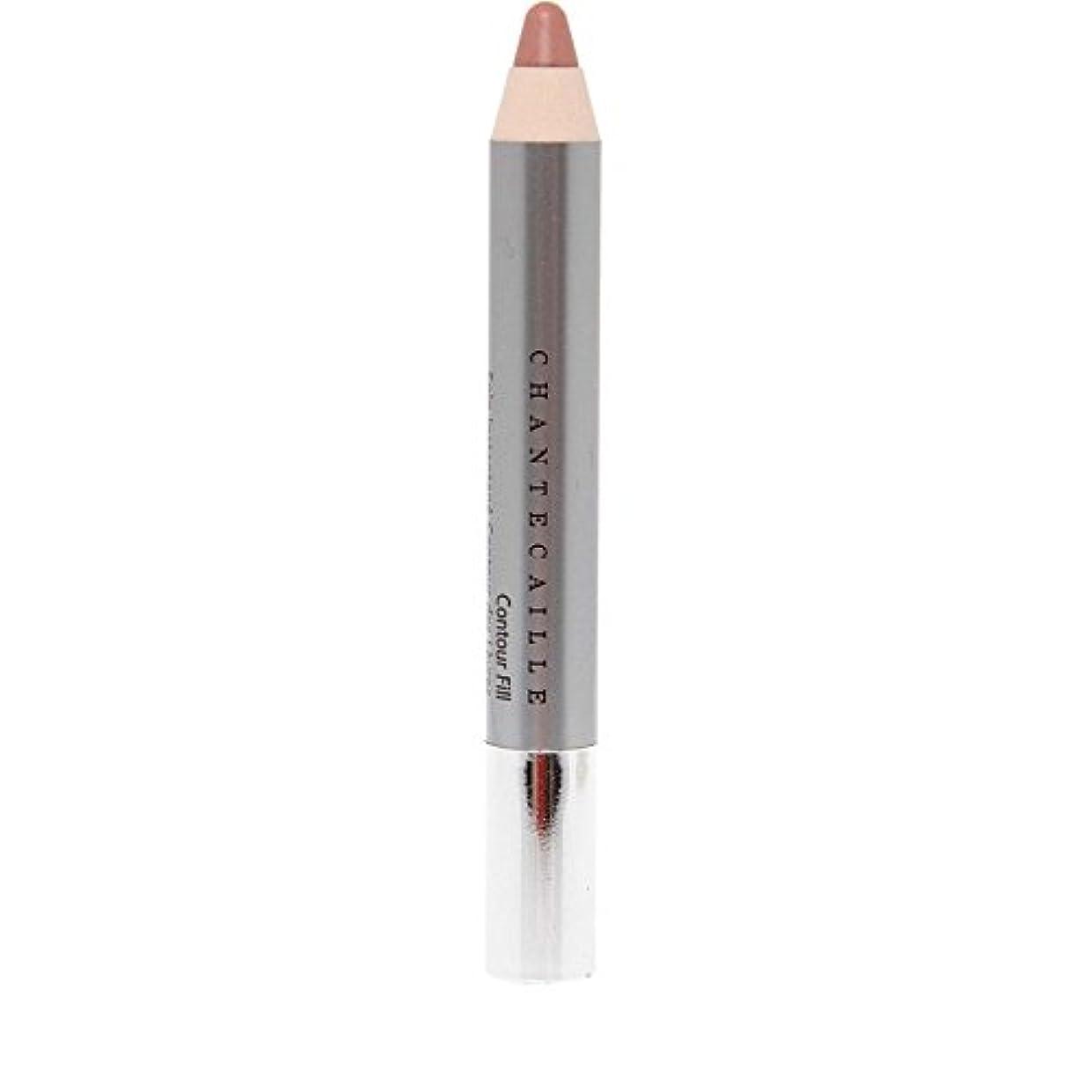 前部公然とシティChantecaille Lip Contour Fill Pencil - シャンテカイユリップ輪郭フィル鉛筆 [並行輸入品]