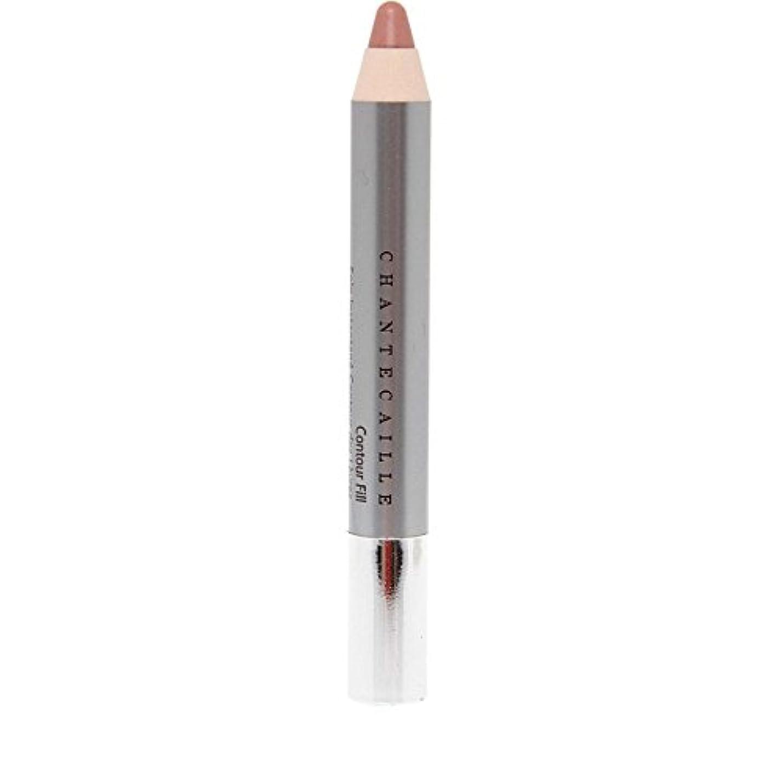 アミューズメント大学破壊的なシャンテカイユリップ輪郭フィル鉛筆 x2 - Chantecaille Lip Contour Fill Pencil (Pack of 2) [並行輸入品]