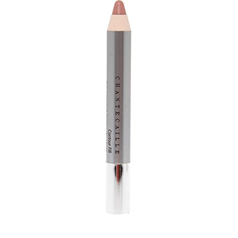 故障中先行進シャンテカイユリップ輪郭フィル鉛筆 x4 - Chantecaille Lip Contour Fill Pencil (Pack of 4) [並行輸入品]