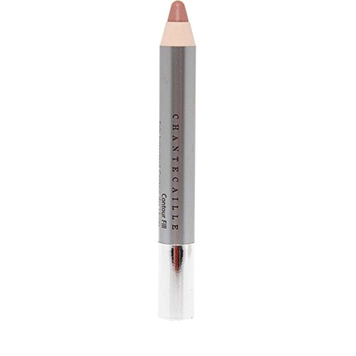 うがい薬進化アピールシャンテカイユリップ輪郭フィル鉛筆 x4 - Chantecaille Lip Contour Fill Pencil (Pack of 4) [並行輸入品]