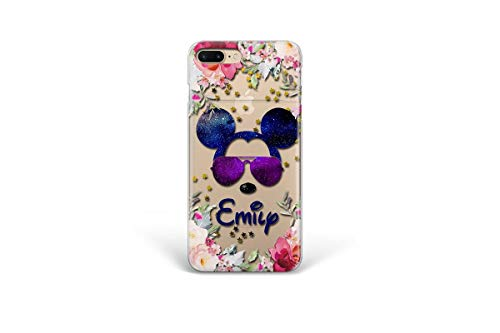 Kaidan iPhone Xs X XR 5 6 6s SE Custom Name 11 Pro Max 7 8 Plus Mickey Mouse Case Samsung Galaxy Note 10 + Case Space Note 9 8 S10 Lite S8 S9 Flowers A50s A60 Google Pixel 4 3 2 XL LG G8s G7 G6 mdp4
