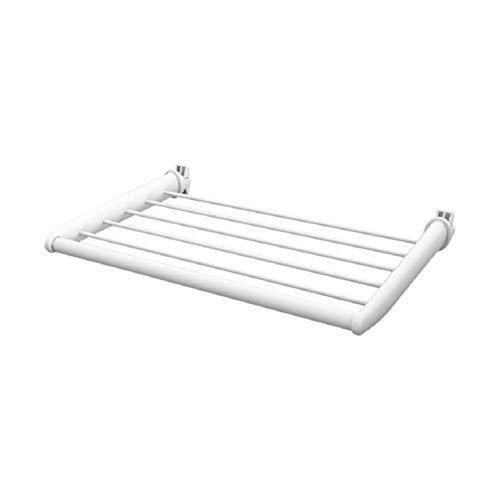 Handy Up - Porta asciugamani, si Fissa Direttamente sul Radiatore Scaldasalviette - Bianco