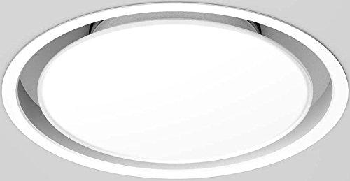 RZB Zimmermann LED-Decken-/Wandleuchte 551086.002.12 8,7W 4000K Mondana Decken-/Wandleuchte 4051859038474
