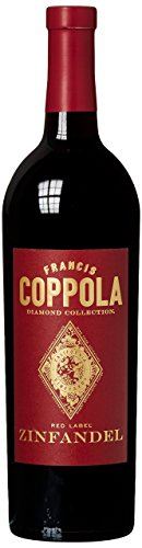 Diamond Zinfandel Vino Tinto - 750 ml