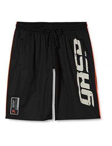 GASP Herren, Pro Mesh Shorts (Black), M