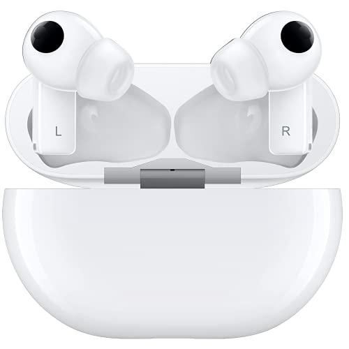 Huawei FreeBuds Pro - Auriculares con Bluetooth, Color Blanco