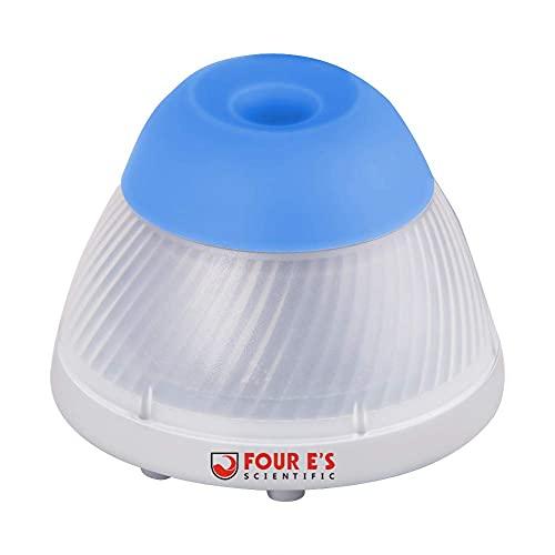 Four E'S Mini Vortex Mixer Schüttler Touch Mode Φ5.5mm Orbit 3000UpM 50mL für Laborteströhrchen Acrylflasche Hobby-Arbeitsplatzes