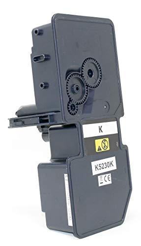 OBV kompatibler Toner als Ersatz für Kyocera TK-5230K TK5230K 1T02R90NL0 für Kyocera ECOSYS M5521cdn M5521cdw P5021 P5021cdn P5021cdw P5021 schwarz