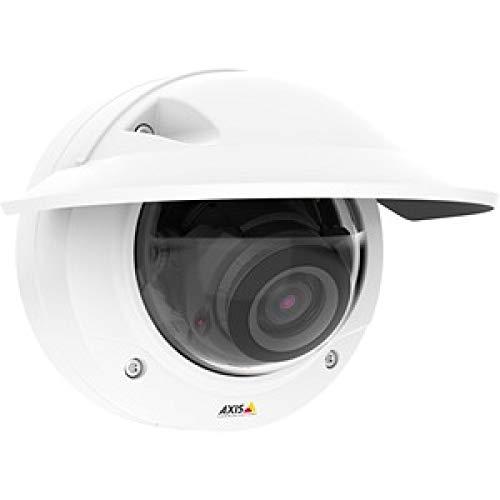 AXIS B093044 PTZ-Überwachungskamera für Außenbereich, 8,4 W, 48 V, Weiß
