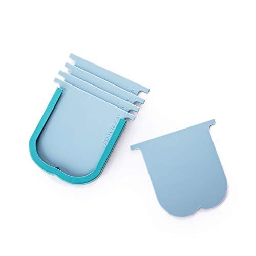 Posavasos Posavasos de Silicona Aislante Mantel Posavasos de té Simple Hogar Creativo Antideslizante Posavasos Antideslizantes Posavasos para Regalo (Color : Blue)