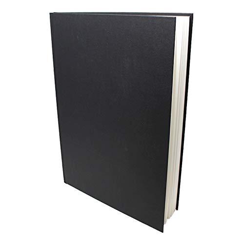 Artway Studio - Skizzenbuch mit festem Einband - säurefreies Papier - Hardcover - Hochformat - 48 Blatt mit 170 g/m² - A3 Hochformat
