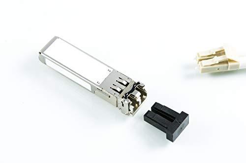 CONBIC ® J9150D-C – HPE Aruba kompatibler SFP Transceiver – 10GBASE SR 850nm (Ohne Logo, Daher auch für den Wiederverkauf geeignet)
