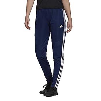 adidas Women s Standard Tiro 19 Pants Dark Blue/White Medium