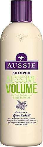 3 x Aussie Aussome Volume Shampoo 300ml