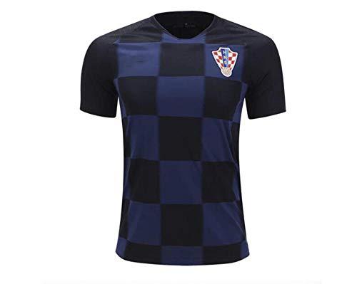 Sportswear-MZ Fußballbekleidung Kroatien Heim Auswärts Erwachsenenanzug Trikot-XL