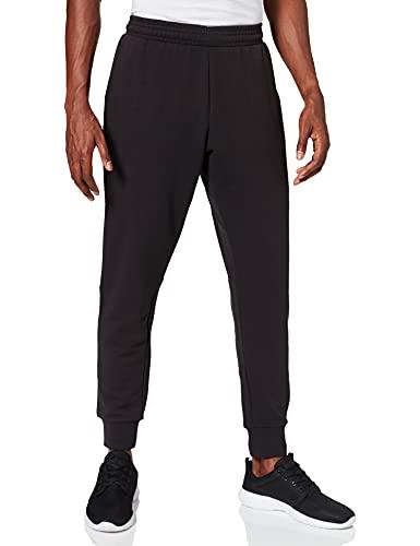 uhlsport Herren Essential Modern Sweathose Hose, Schwarz, XXS/XS