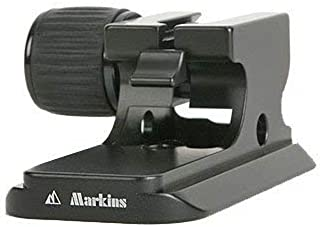 Markins Q3iTR-RD Knob Shoe Traveler Q-Ball i-Type Ball Head