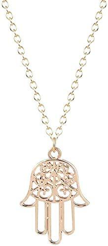 ZPPYMXGZ Co.,ltd Necklace Necklace Palm Lady Party Perfect Jewelry Gift