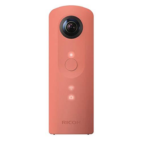 RICOH 360度カメラ RICOH THETA SC (ピンク) 全天球カメラ 910741