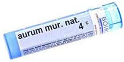 Boiron Aurum Muriat Natronatum 4c, Blue, 80 Count