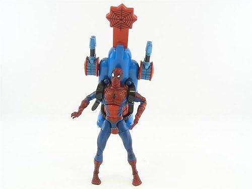 Web oficial Aqua Blast Spider-Man Figure with with with Dual Use Water Shooter by Toy Biz  Seleccione de las marcas más nuevas como
