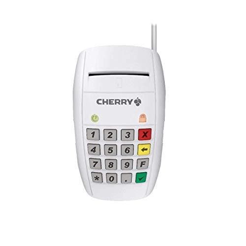 CHERRY Smart Terminal ST-2100 Kartenleser, weiß