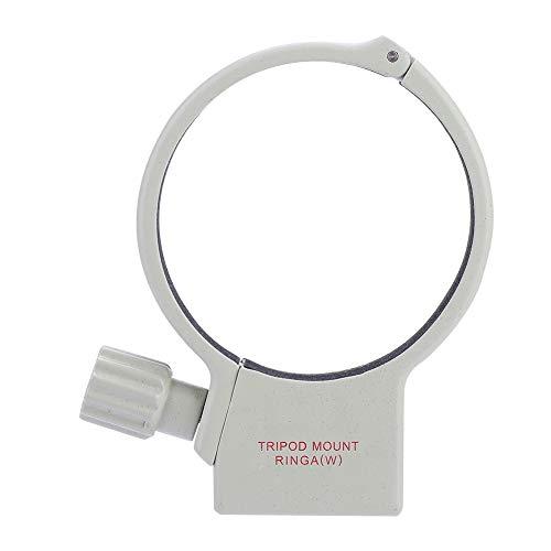 Anello di Montaggio per treppiede con Obiettivo per Fotocamera in Lega di Alluminio per Canon 70-200mm F4/F4L IS USM Anello di Montaggio per Obiettivo Tele Fisso e bilanciato per Canon