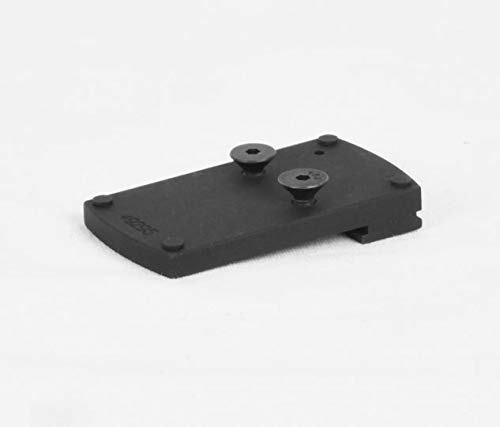 Evolution Gun Works Vortex Viper/Venom Walther PPQ Sight Mount (fits Burris FastFire and Docter) Includes Mounting Hardware
