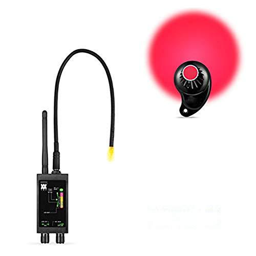 XCUGK Detector De Señal Anti-Espía RF GPS para Cámara Oculta gsm Que Escucha El Dispositivo Finder Radio Escáner CDMA Alarma Señal Inalámbrica